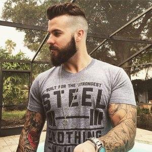Tattoos-and-Beard